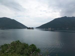 Sehr reizvoll ist die Bucht von Kotor