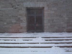 Eingang zum Turm Foto Wolfgang Prabel