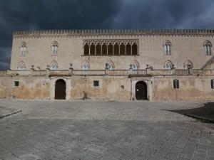 Palst des Fürsten Salinas in Donnafugata