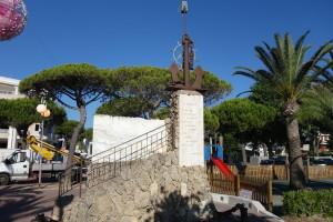 Denkmal für Gabriele D'Annunzio, Foto Prabel