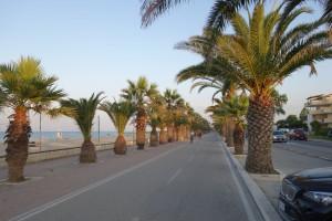 Radweg in Tortoreto, Foto: Prabel